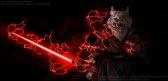 Force of Darkness | Paint Tool SAI. Photoshop CS2 | 6.17.2015.