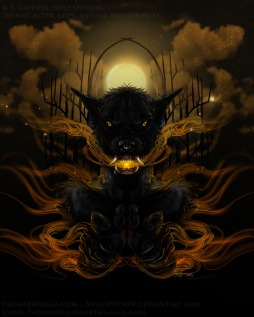 Deus Rise | Ink. Paint Tool SAI. Photoshop CS2. | 10.26.2016.