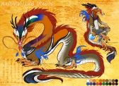Mandarin Lung Dragon | Photoshop CS2 | 10.15.2011